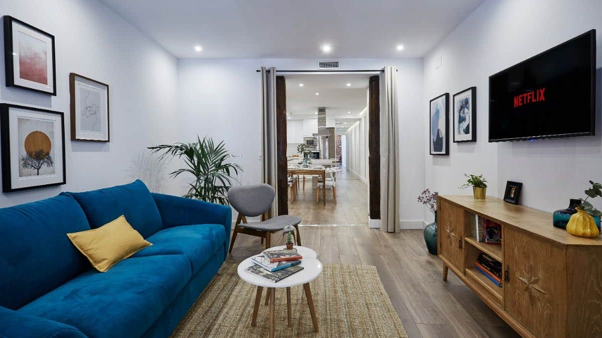 fotos alojamiento airbnb
