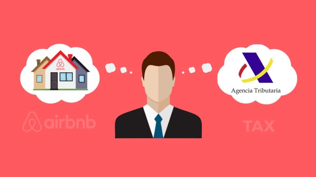 hacienda airbnb impuestos