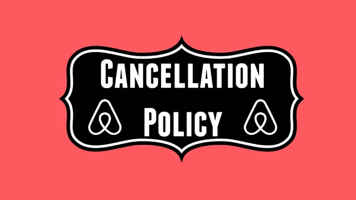 politicas de cancelacion airbnb