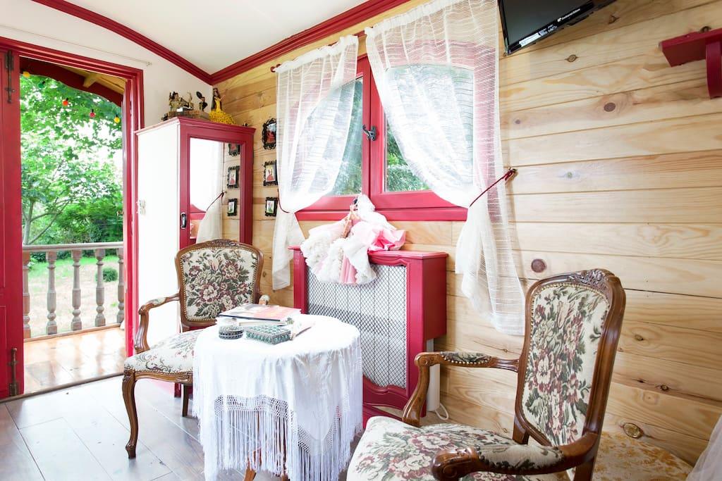 tren airbnb