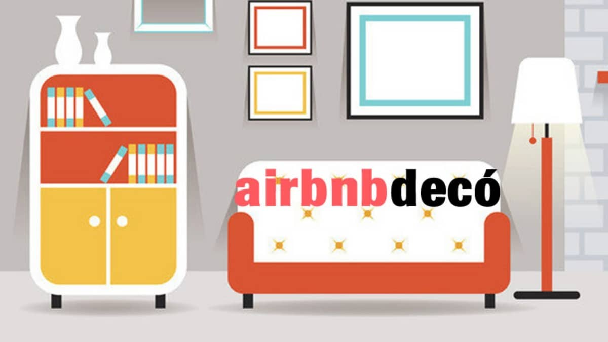 decorar un airbnb