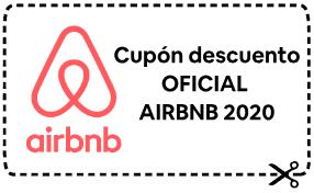 Cupón airbnb descuento 2020